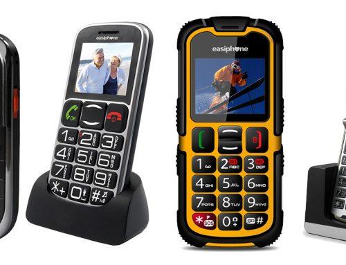 Easiphone Big Button Mobiles