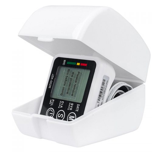 Portable Automatic Wrist Blood Pressure Monitor