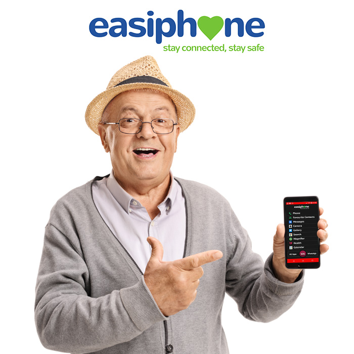 Smart 1 Easy To Use Mobile