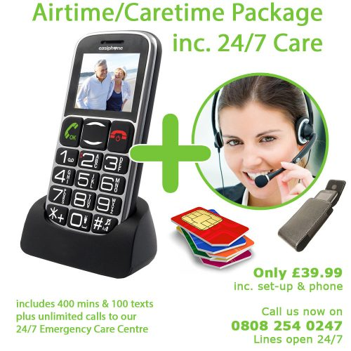 Airtime Cartime Package