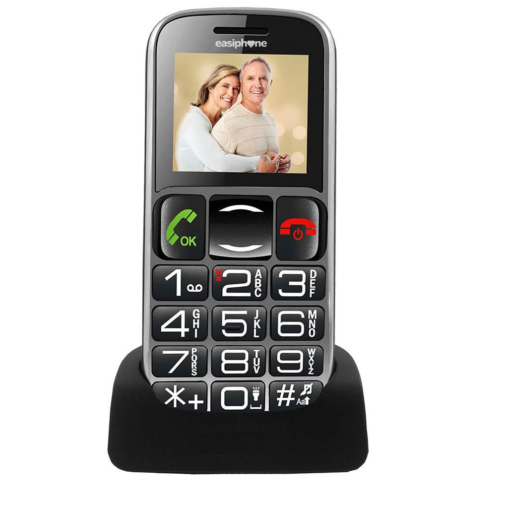 Easiphone Big Button Mobile Phone MM462